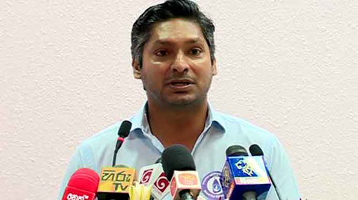 We should build our neighbors' lives alongside ours - Sangakkara