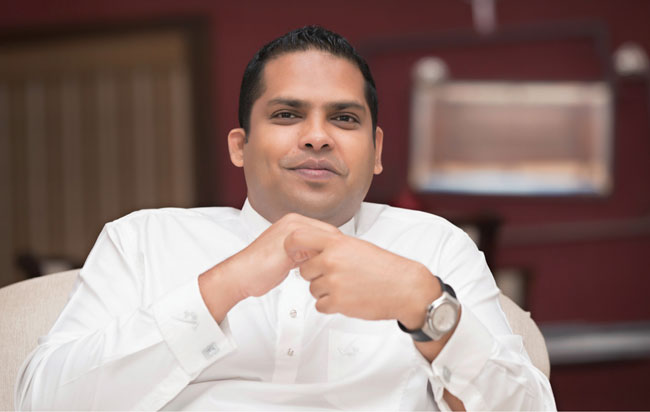 Harin to present plan in parliament to change SLC's Constitution