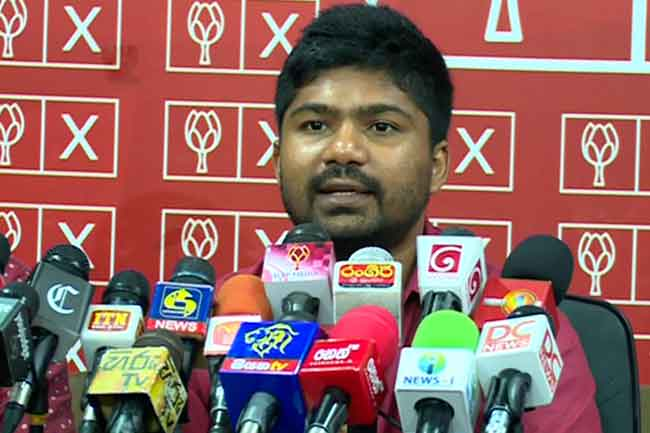 Ranjan could be right about ministers using cocaine – DV Chanaka