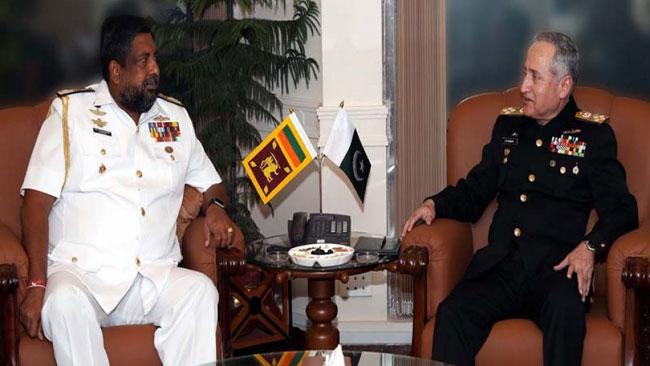 Pakistan, Sri Lanka discuss maritime security dynamics