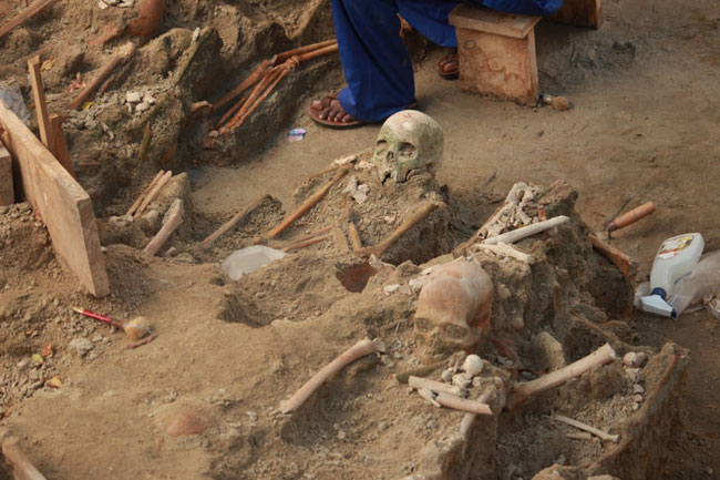 Mannar mass grave: carbon dating results received