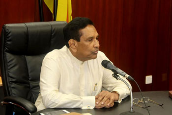 No truth in speculations on milk powder - Rajitha