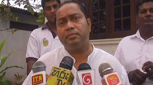 Call for Army's support to curb drug menace - Isura Devapriya