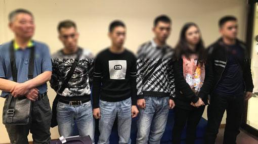 Five Vietnamese held at BIA with fake S. Korean passports