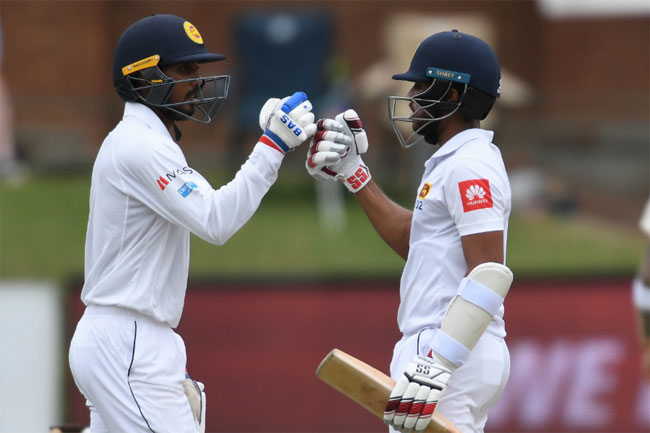 Sri Lanka clinch historic series win in South Africa
