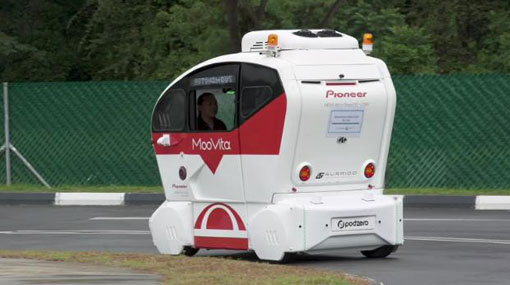Singapore wants self-driving cars to help its aging society
