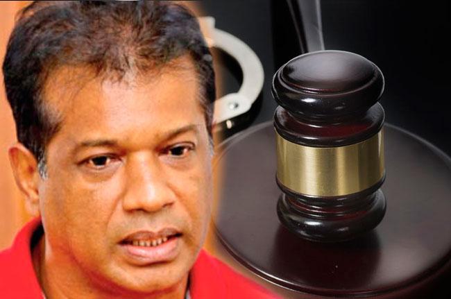 JVP's K.D. Lalkantha remanded