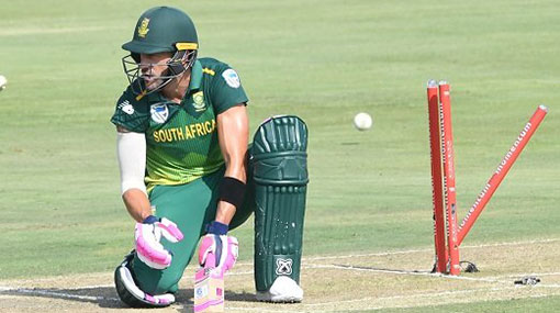2nd ODI: Thisara Perera's three wickets restrict South Africa to 251