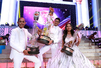 Derana Dream Star - Season 8 Grand Finale...