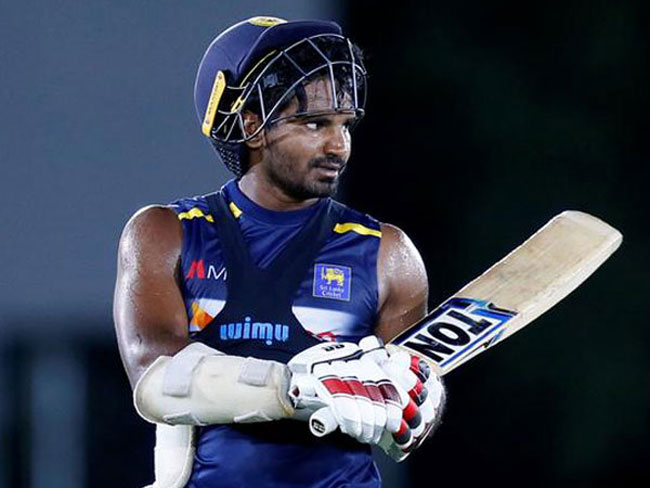 Sri Lanka lose Kusal Perera for rest of ODI series