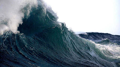 Met. Department cautions of rough seas in South