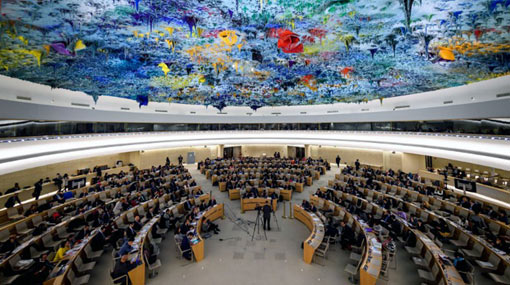 Five-member committee to attend UNHRC