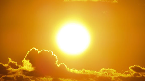 Heat weather advisory issued for several districts
