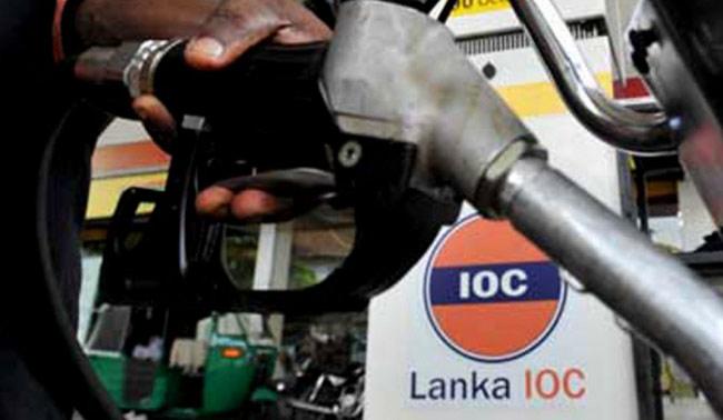 Lanka IOC hikes fuel prices