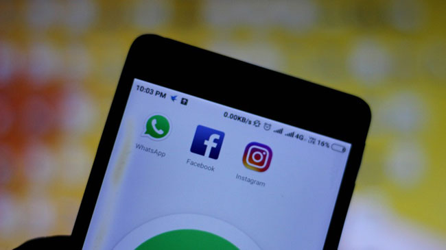 Facebook, Instagram, WhatsApp experiencing widespread outages