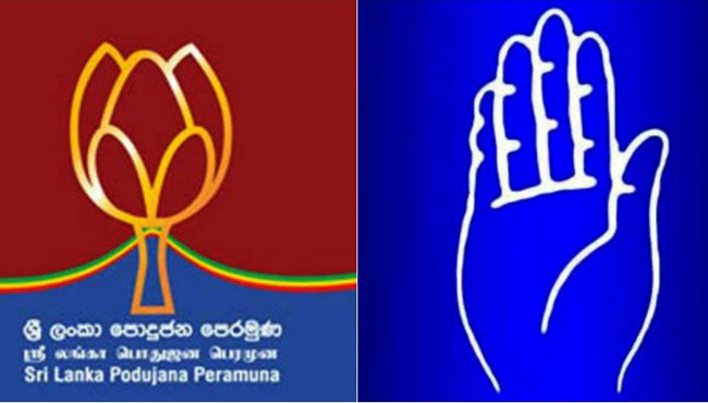 First official talks between SLFP and SLPP begin
