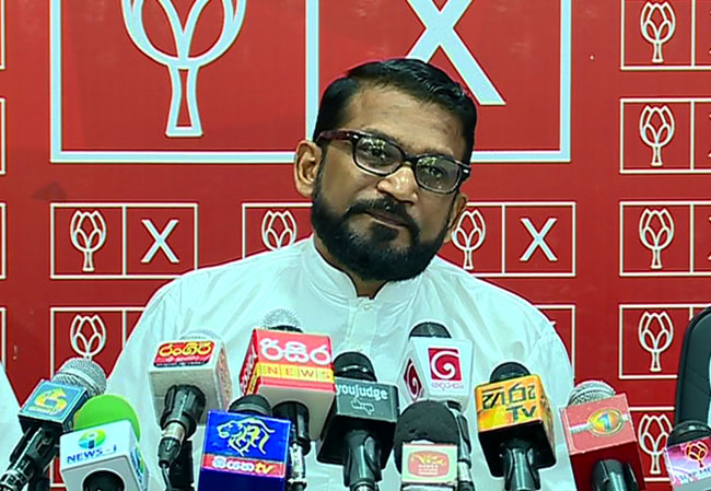 Some SLFP MPs want to become 'kingmakers' - SLPP