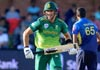 South Africa secure 5-0 sweep against SL after floodlight failure