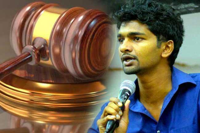 IUSF Convenor granted bail