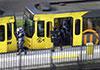 Gunman kills three in Dutch tram, police hunt for Turkish man