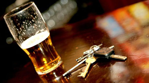 1,321 drunk drivers arrested in island-wide raid