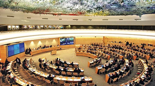 Report on human rights in Sri Lanka tabled at UNHRC