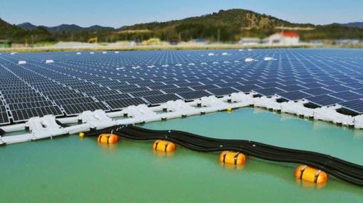 100 MW floating solar power plant for Maduru Oya Reservoir