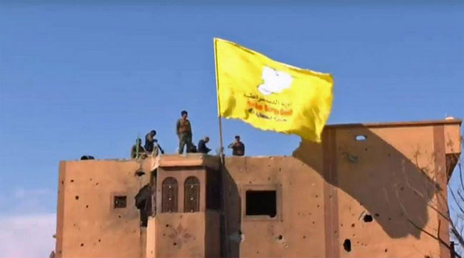 US-backed forces claim final victory over ISIL in Syria