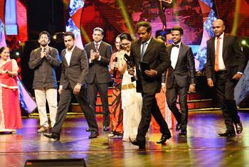 Derana wins big at Raigam Tele'es 2018...
