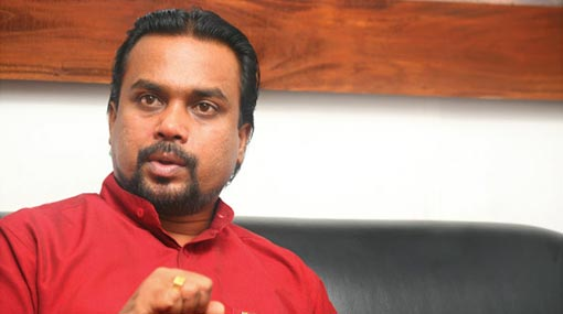 20A is brought to prevent a presidential election - Wimal