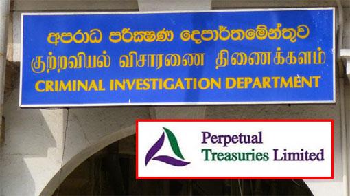CID arrests Perpetual Treasuries Chairman