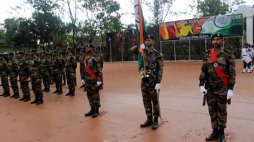 India, Sri Lanka set to begin annual 'Mitra Shakti' army exercise