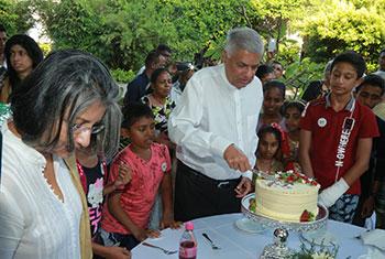 Prime Minister's 70th birthday celebrations…