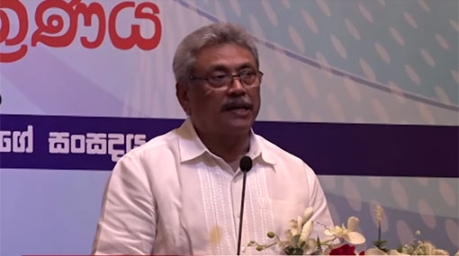 Public service committed to end 30-year war - Gotabaya