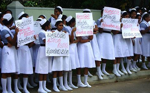 Nurses launch two-day token strike
