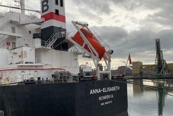 Ship with Sri Lankan crew detained in Australia