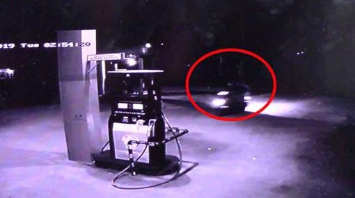 Three masked men rob Beligala fuel station