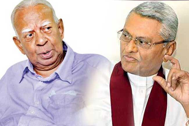 Sampanthan replaces Chamal in Constitutional Council