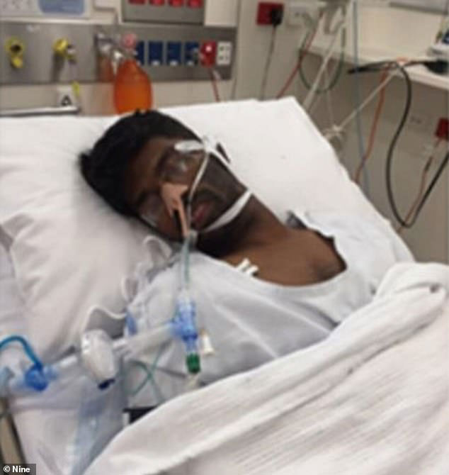 Sri Lankan refugee suffers serious burns from Melbourne factory blaze