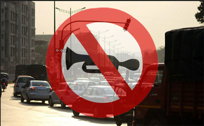 Strict laws to control noise pollution from vehicle horns