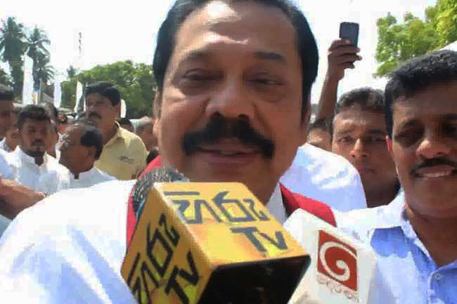 Current MPs can learn a lot from Jeyaraj - Rajapaksa