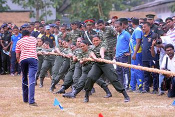 Army's Avurudu festival…