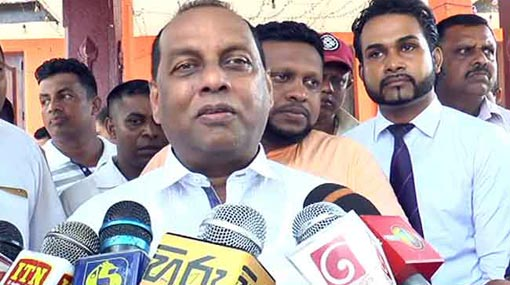 SLFP-SLPP talks aren't unsuccessful - Amaraweera
