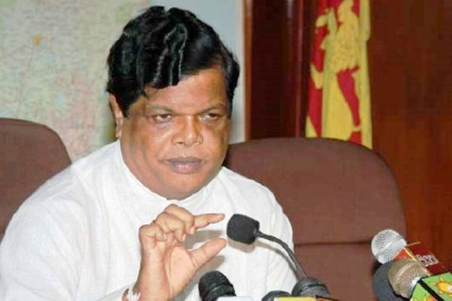 Bandula to bring a no-confidence motion against Mangala