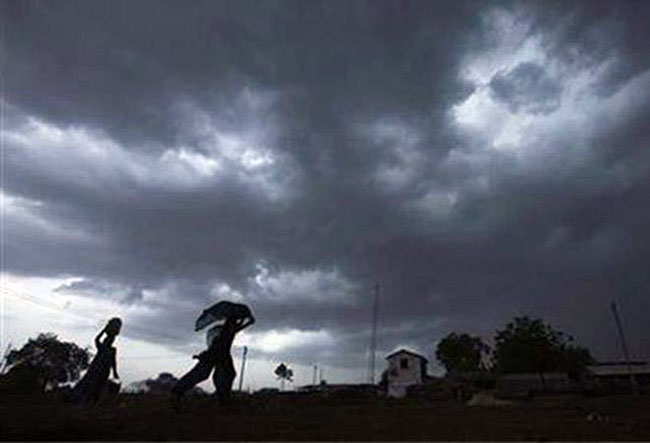 Thunderstorm and heavy rainfall expected in several provinces