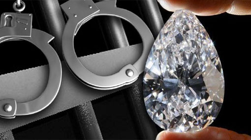 Four arrested over Rs 20 million gem heist
