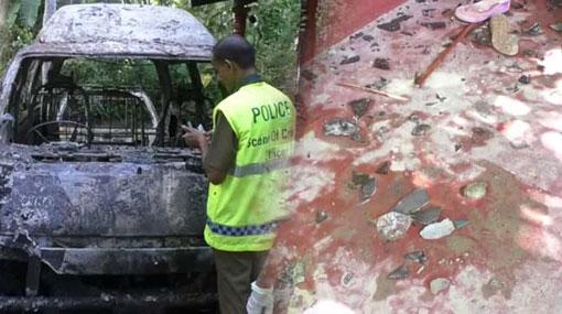 Nine injured in acid attack; house and van set ablaze