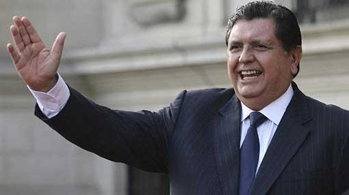 Former Peruvian President Alan Garcia dies from self-inflicted gunshot wound