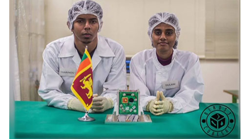 RAAVANA-1, first ever Sri Lankan satellite launched