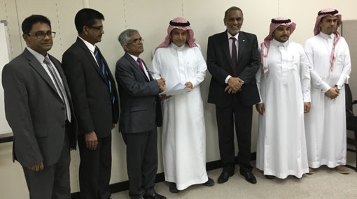 Saudi-funded medical faculty for Sabaragamuwa Uni